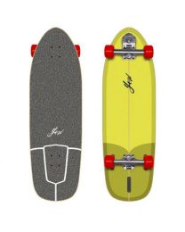 "Yow Fistral 34"" Complete Surfskate The First"